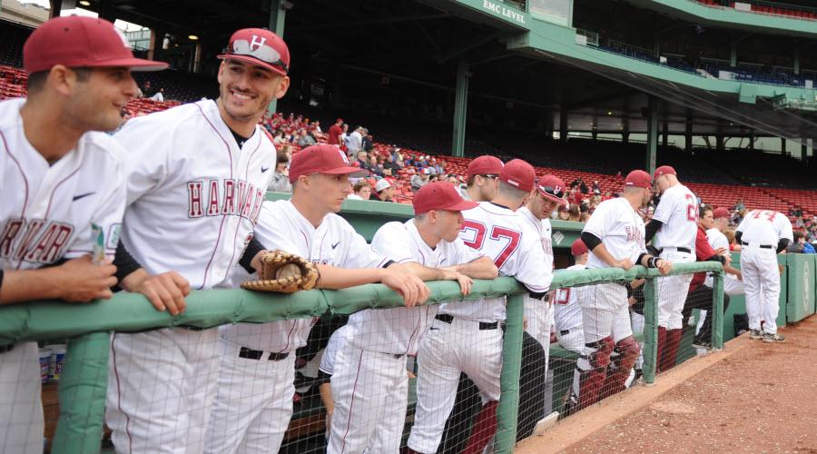Harvard University Baseball Clinics